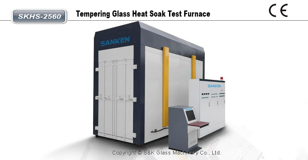 钢化玻璃质量检测炉